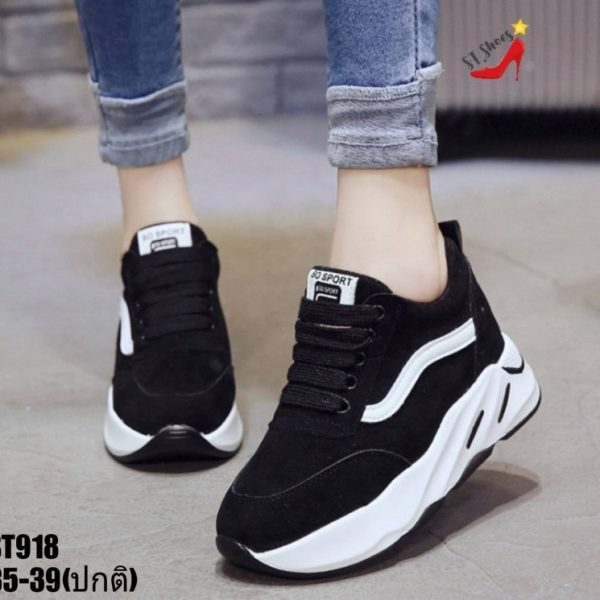 รองเท้าผ้าใบ แฟชั่น ผู้หญิง