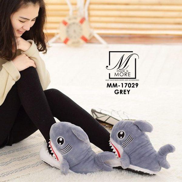 รองเท้า slipper ปลาฉลามสุด cool