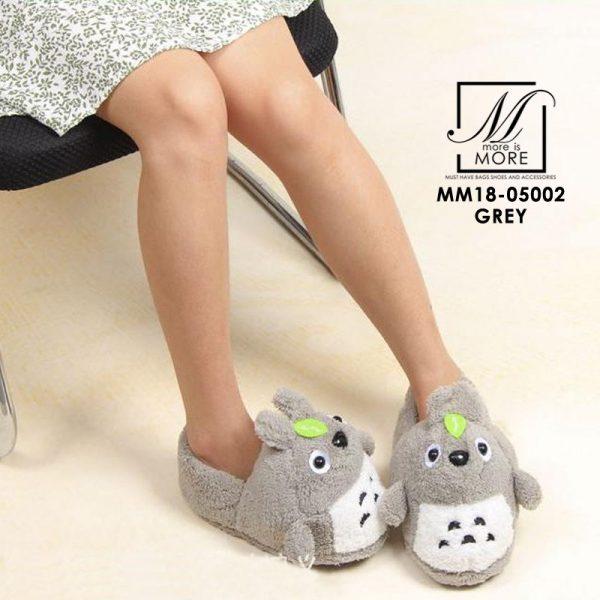 รองเท้า slipper ใส่ในบ้านโทโทโร่สุดน่ารัก