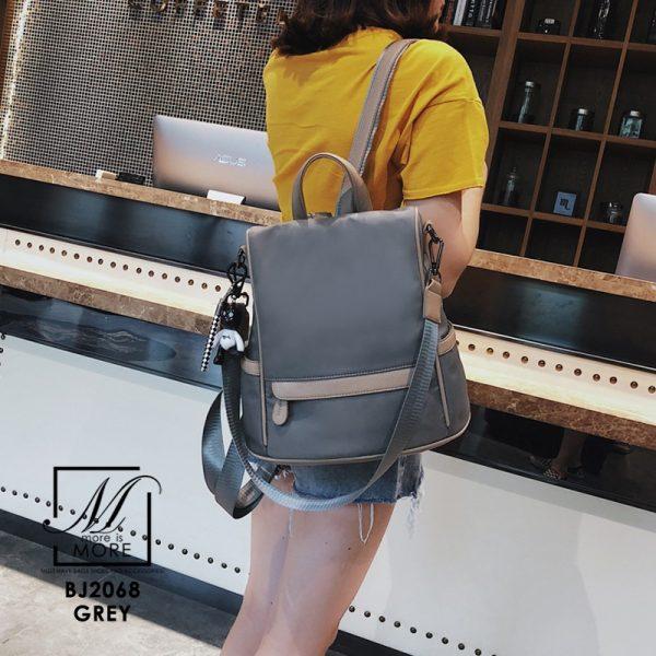 กระเป๋าเป้แฟชั่นงานนำเข้าทรงสุดฮิตแบรนด์ BEIBAOBAO แท้