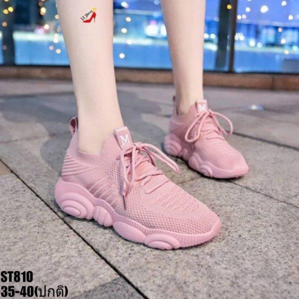 รองเท้าผ้าใบแบบสวม2