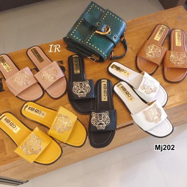 รองเท้าแตะ Style Kenzo รุ่นใหม่ล่าสุดจ้า