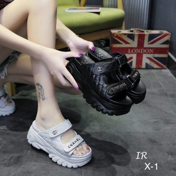 รองเท้าส้นเตารีด
